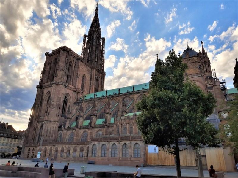 Münster zu Straßburg