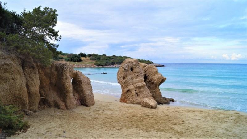 Mirabello Bucht auf Kreta