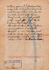 brief concentratiekamp Neuengamme