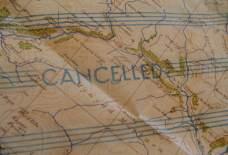 Kaart wo2 1944
