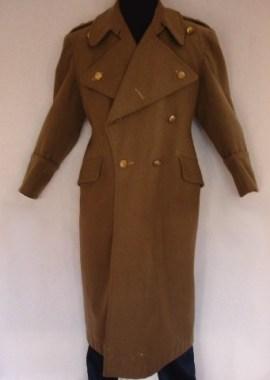 Greatcoat overjas ww2 wo2 de tweede wereldoorlog