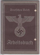 Arbeitsbuch Deutsches Reich Wo2