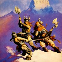 #Art of Fantasy 16: Frank Frazetta