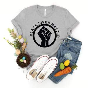 Civil Rights Black Lives Matter Shirt, Justice For Freedom T Shirt, Unisex, Grey, Cotton - Woastuff