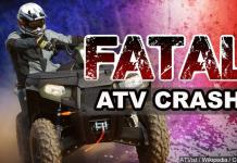 fatal atv crash