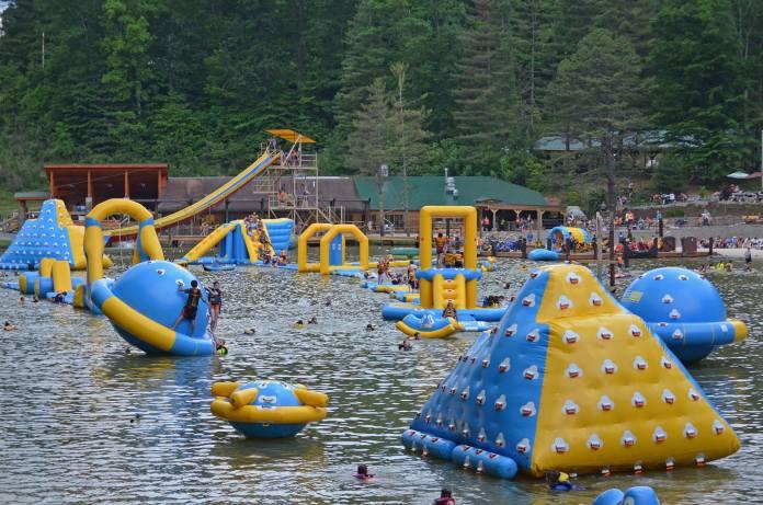 ACE Waterpark in Fayette County