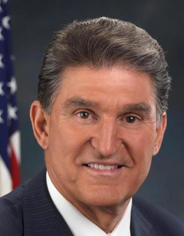 Joe Manchin, senate