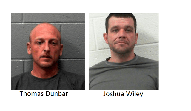 Two Men Indicted In Greenbrier County Murder That Happened