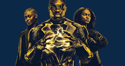Black Lightning - cover image