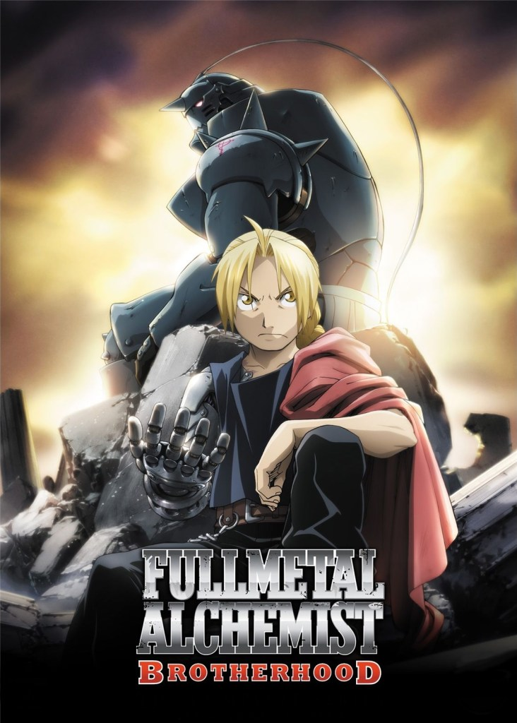REVIEW: FULLMETAL ALCHEMIST BROTHERHOOD