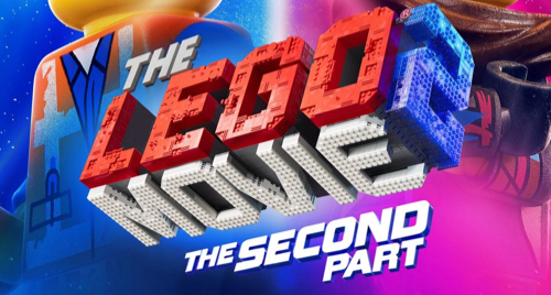 The LEGO Movie 2 - movie banner
