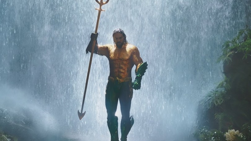 AQUAMAN is Now the Biggest DC Movie in the World