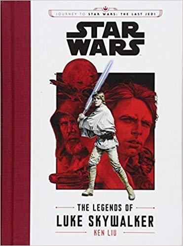 Legends of Luke Skywalker - book cover