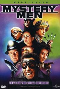 Mystery Men - movie poster