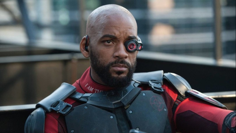Will Smith Will Not Return for THE SUICIDE SQUAD