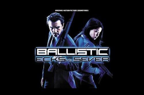 Poster for Ballistic: Ecks vs Sever