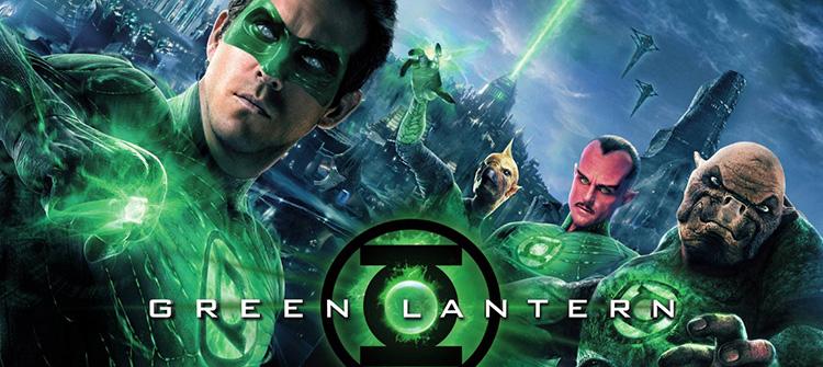 The Lantern Corps in Green Lantern