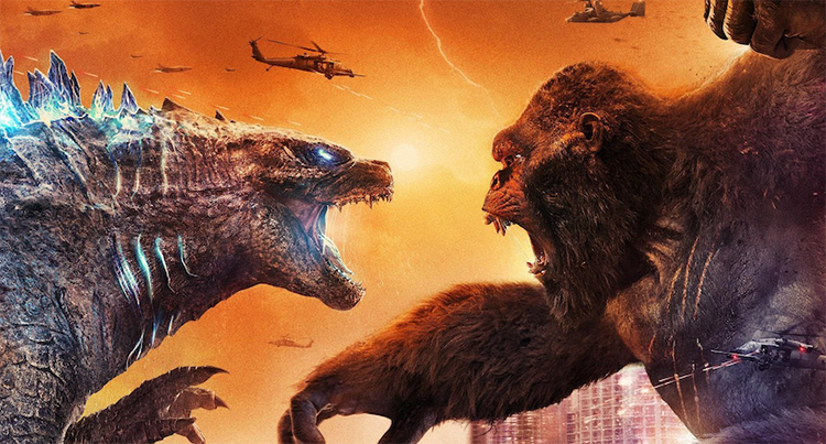 A Poster for Godzilla vs Kong