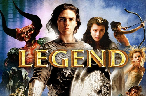 The Poster for Legend