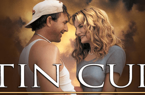 The Poster for Tin Cup