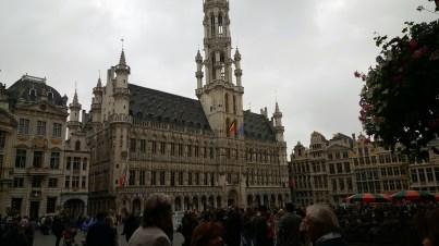 Hotel de Ville / Grand Place - Brussels,