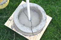 How to Install a Perfectly Level Concrete Water Fountain