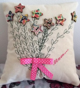 Mother's day gift cushion