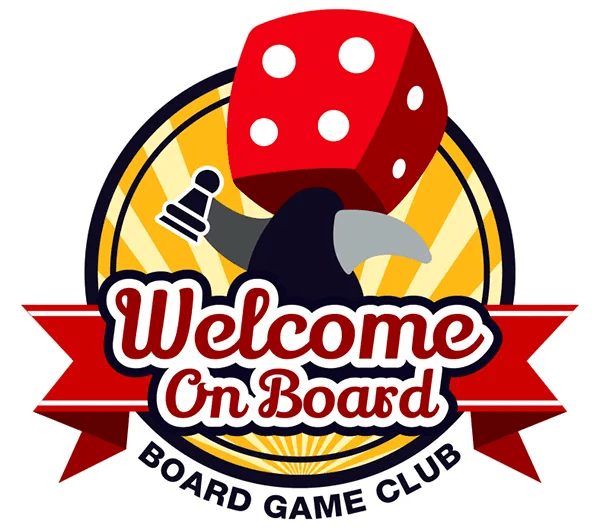 Welcome On Board 桌遊天地 - 香港桌上遊戲代理零售專門店 Board Game Retailer and Cafe in Hong Kong