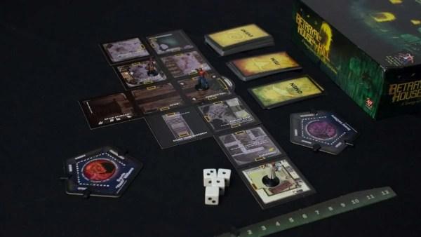 Betrayal at House on the Hill山中小屋|香港桌遊天地Welcome On Board Game Club|美式驚慄電影角色扮演遊戲3-6人