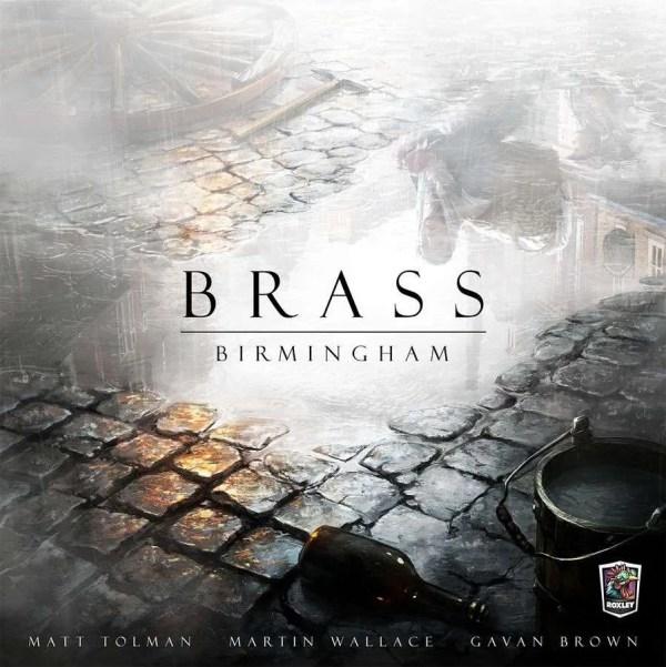 Cover:Brass:Birmingham工業革命:伯明翰|香港桌遊天地Welcome on Board Game Club|家庭重度策略遊戲Heavy Strategy Game2-4人