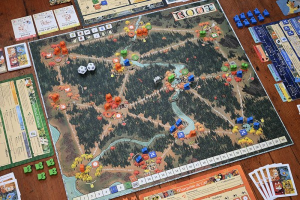 Content: Root 茂林源記 香港桌遊天地Welcome On Board Game Club Hong Kong  War Strategy board game 2-4 players