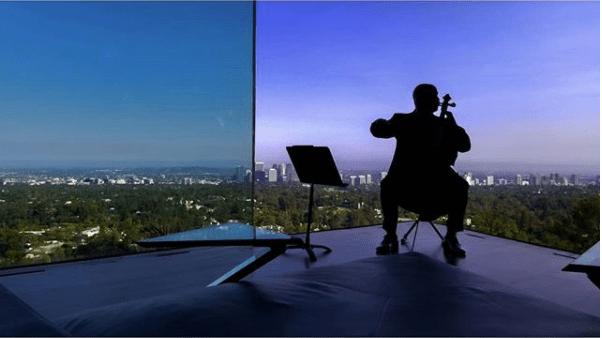 Bel air cello