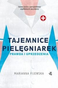 """Książki o pielęgniarkach i lekarzach - """"Tajemnice pielęgniarek"""""""
