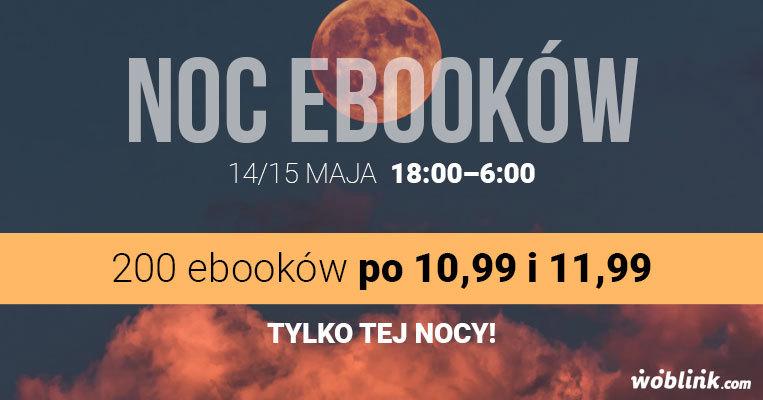 ebooków noc promocja