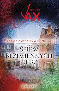 Joanna Jax Śpiew bezimiennych dusz ebooki bestsellery woblink