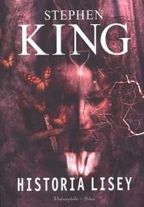 historia lisey stephen king serial książka
