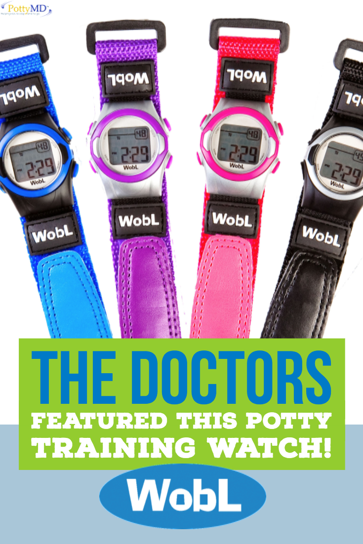 T.V. show The Doctors featured and recommended WobL watch on an episode