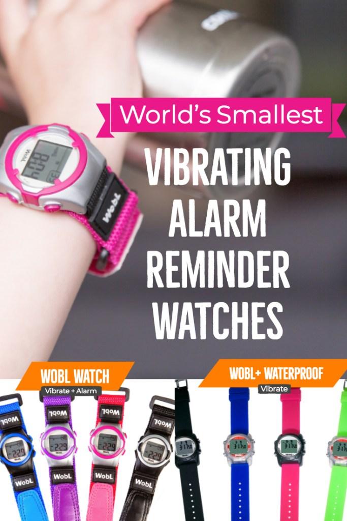 WobL+ Watch: Finally, a waterproof WobL Watch!