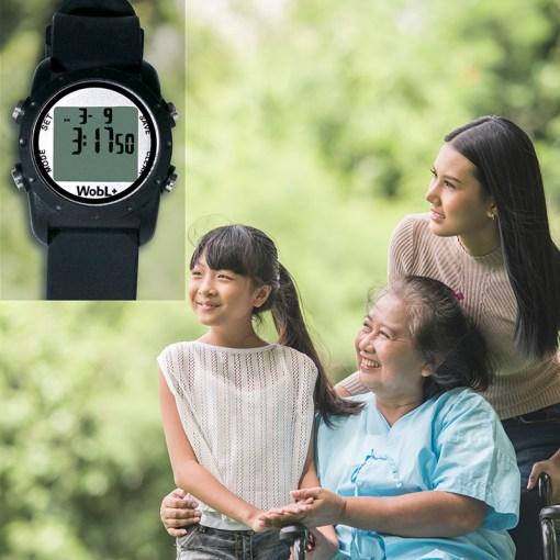 WobL+ black watch