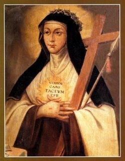 Św. Maria Magdalena de Pazzi