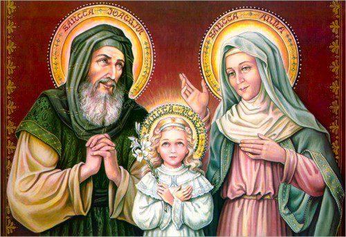 We wspomnienie Rodziców Najświętszej Maryi Panny módlmy się za matki oczekujące potomstwa.