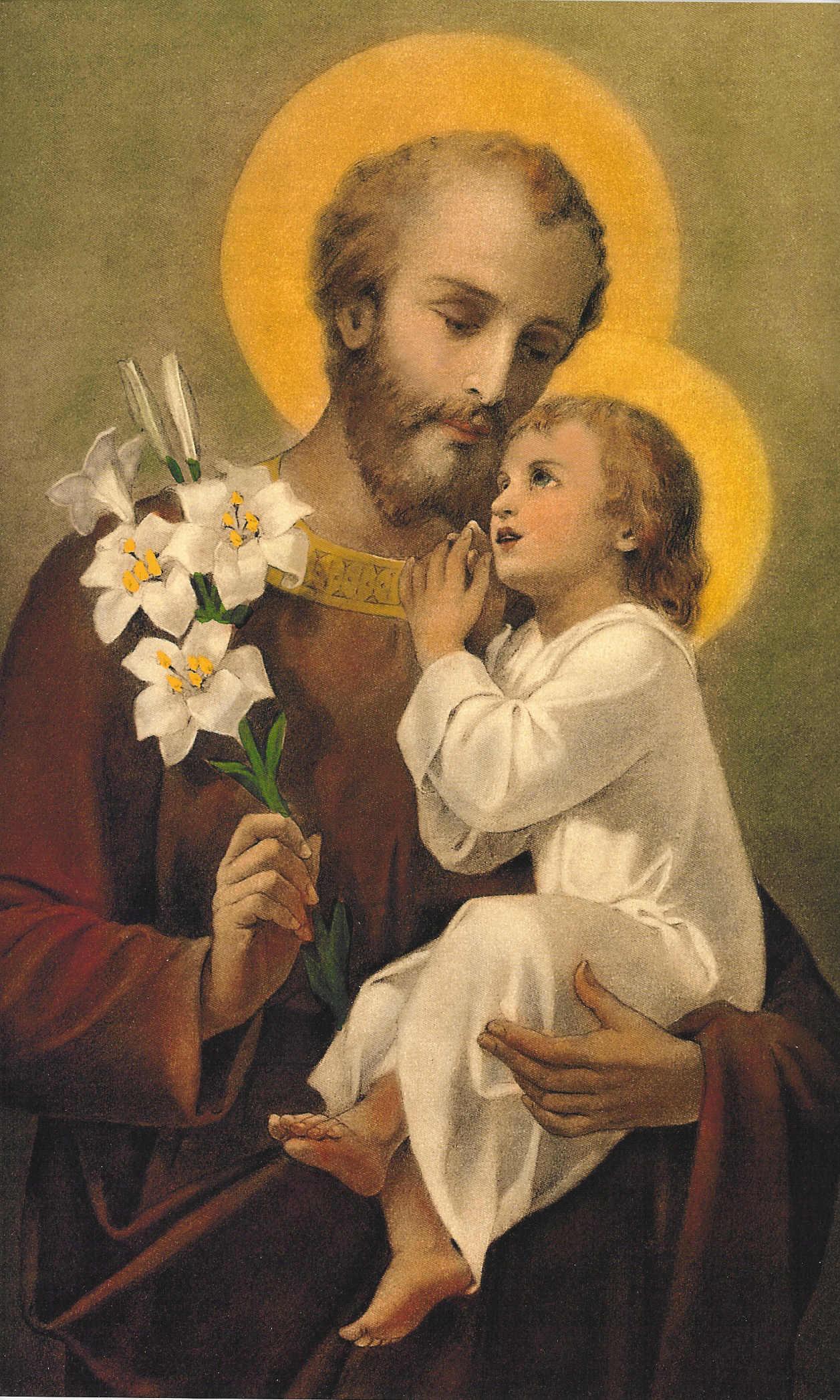 Święty Józef – Patron bezrobotnych