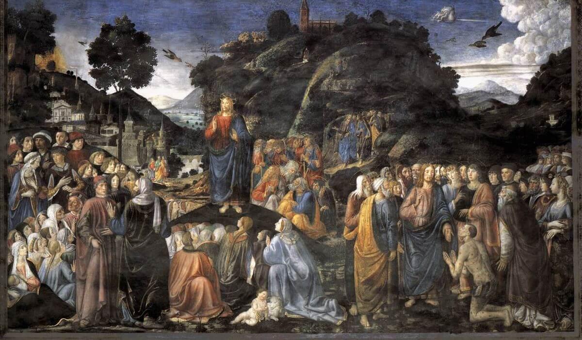 Proprium missae – XIV Niedziela po Zesłaniu Ducha Świętego – Dominica XIV post Pentecosten