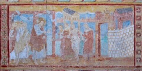 Proprium missae – XVI Niedziela po Zesłaniu Ducha Świętego – Dominica XVI post Pentecosten