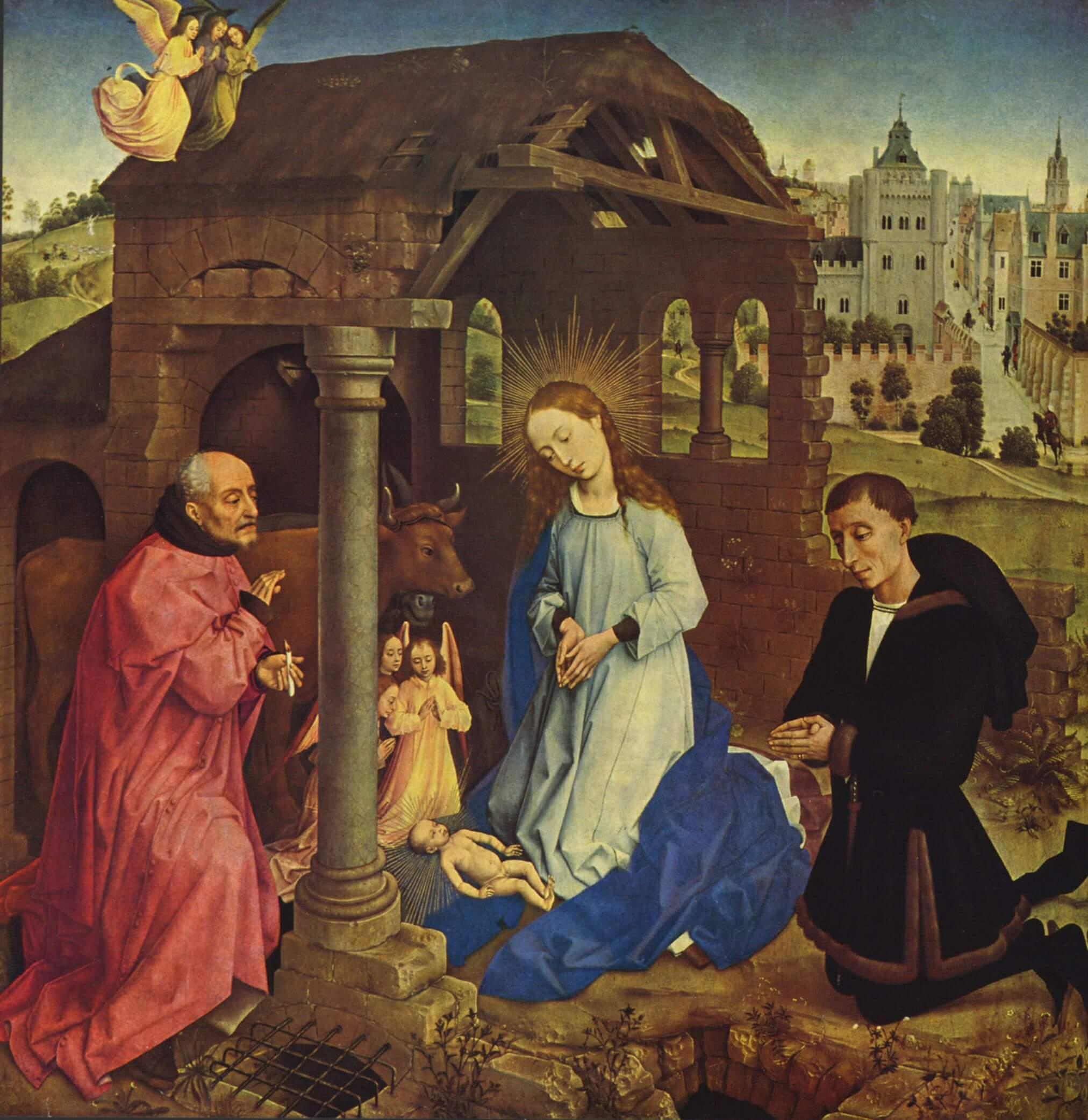 Proprium missae – Boże Narodzenia Msza w dzień