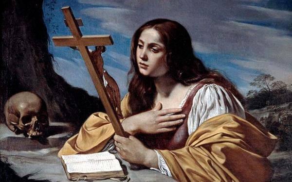 Kazania do Ewangelii Mszy Trydenckiej – Święta 3 – Święto Marii Magdaleny Pokutnicy