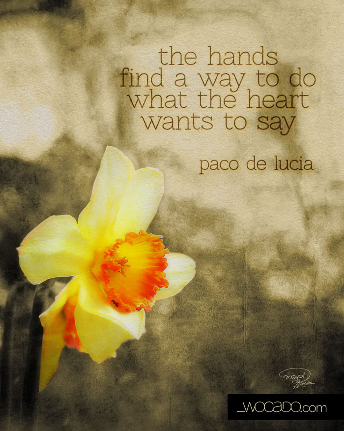 The hands find a way ... - 8x10 Printable by WOCADO