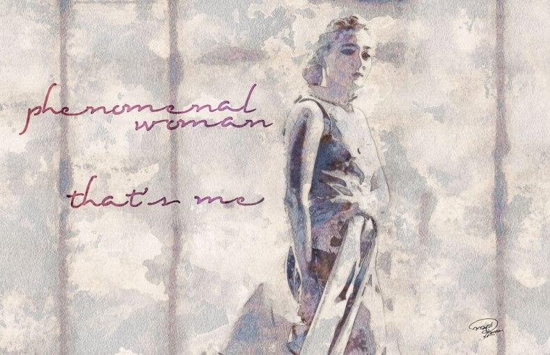 Phenomenal Woman - 11x17 Printable by WOCADO