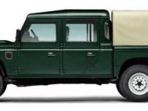 58 Land Rover Defender 130 für das paraguayische Militär