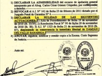 """""""Marihuana-König"""" mit gefälschten Entlassungspapieren aus Tacumbú befreit"""